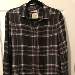 American Eagle Flannel Size Small